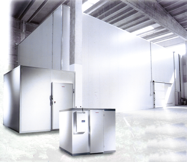 Walk-in Coolers and Walk-in Freezers