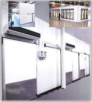 Walk-in Units: Coolers, Freezers.