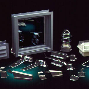 Specialty Hardware for Outdoor Application
