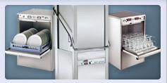 Commercial Glass Washers, DishWashers, Pan Washers