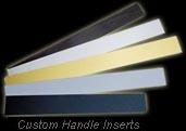 Custom Handle Inserts