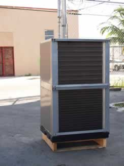 Air conditioning Water Source Heat Pump Cooler Unit