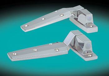 LIFT-OFF HINGE WITH CAM- RISE ACTION