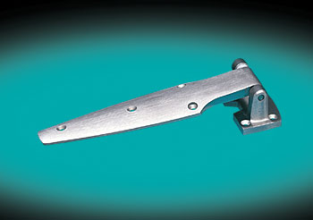 INVESTMENT CAST HINGE, TYPE 316 SOLID STAINLESS STEEL
