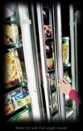Glass Doors for Freezers 101 Series