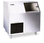 "Ice Machine, Flaker Self-Contained with Storage Bin and Optional 6"" leg, F-300BAF"