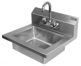 Economy Hand Sink :: Commercial/Restaurant...