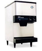 Icemakers/Dispensers, cubelet ice machine with Push Button Operation