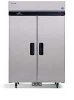 Refrigerators, Solid, 2 Doors RH2-SSB
