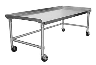 Equipment Stands - Standard (Open Base)