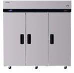 Refrigerators, Solid, 3 Doors   RH3-SSB