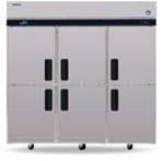 Refrigerators, Half Doors  RH3-SSB-HD
