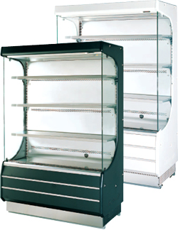 Open Display Merchandiser TOM-50