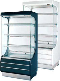 Open Display Merchandiser TOM-40