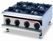 Flat Gas Hot Plate GHP-2H