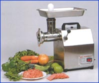 Electric meat grinder, sausage stuffing attachment, TB-12GS