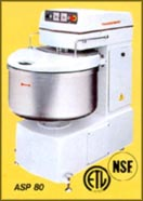 Spiral Mixer ASP-80