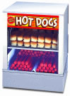 DS-1A Hot Dog Steamer and Bun Warmer