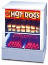 DS-1A Hot Dog Steamer and Bun Warmer