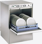 Under Counter Dish Washer F-18DP High Temp with Drain Pump