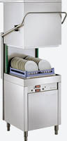 Deluxe Single Rack Dishwasher 747 High-Temp