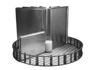Deluxe Multi-Purpose Pot & Pan Rack  RK-108