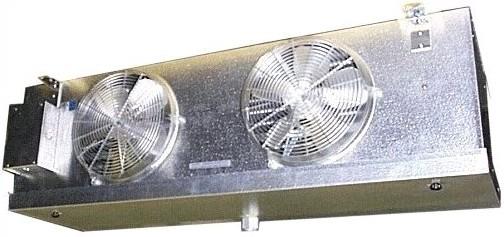 Lo-Profile Evaporator, PLP500P, (protective epoxy coating)