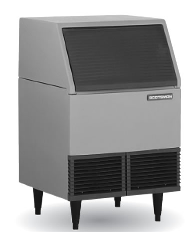 Ice Machine Cubers and Bin, SCE170A-1A