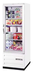 Glass Swing 1 Door Reach-in Freezer CFG12-1