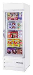 20.7 cu. ft Glass Swing 1 Door Reach-in Freezer CFG24-1