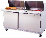Sandwich Prep Table SP60-12C