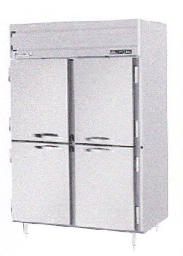 Door Reach-in Combination Refrigerator/Freezer PRF24-24-1AHS-02