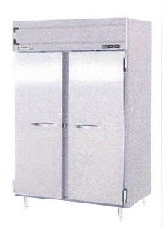 Solid Door Reach-in Combination Refrigerator/Freezer PRF24-24-1AS-02