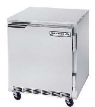 Door Shallow Depth Undercounter Freezer Table UCF20