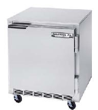 Door Undercounter Freezer Table UCF27A