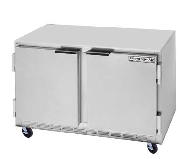 Door Undercounter Freezer Table UCF67A