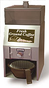 Model A*, Al-Len Ground Coffee Dispensers